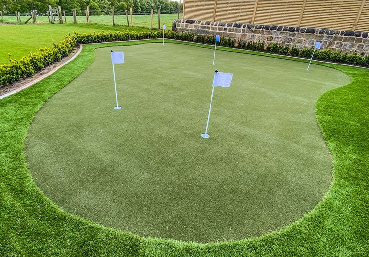 Artificial Golf Putting Green Surfaces